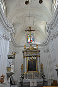 Church of St. Martin, Kraków - interior 01.jpg