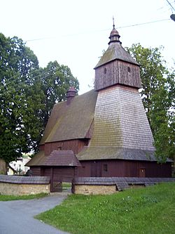 Church of St Francis of Assisi, Hervartov.jpg
