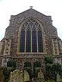 Church of St John, Finchingfield Essex England - Chancel east window.jpg