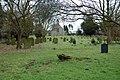 Churchyard of St Andrew's, Aldringham - geograph.org.uk - 353958.jpg