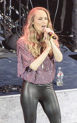 Chynna Phillips - Phillips performing with Wilson Phillips in 2013