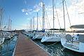 Circolo Nautico NIC Porto di Catania Sicilia Italy Italia - Creative Commons by gnuckx (5386807102).jpg