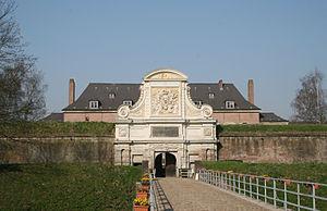 Citadel of Lille - Entrance