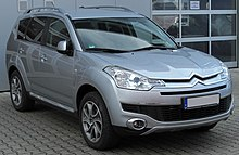 Citroen C Crosser Wikipedia
