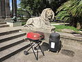 City Park NOLA 4 July 2010 BBQ Lion.JPG