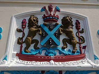 Plymouth City Council - The coat of arms of the City of Plymouth