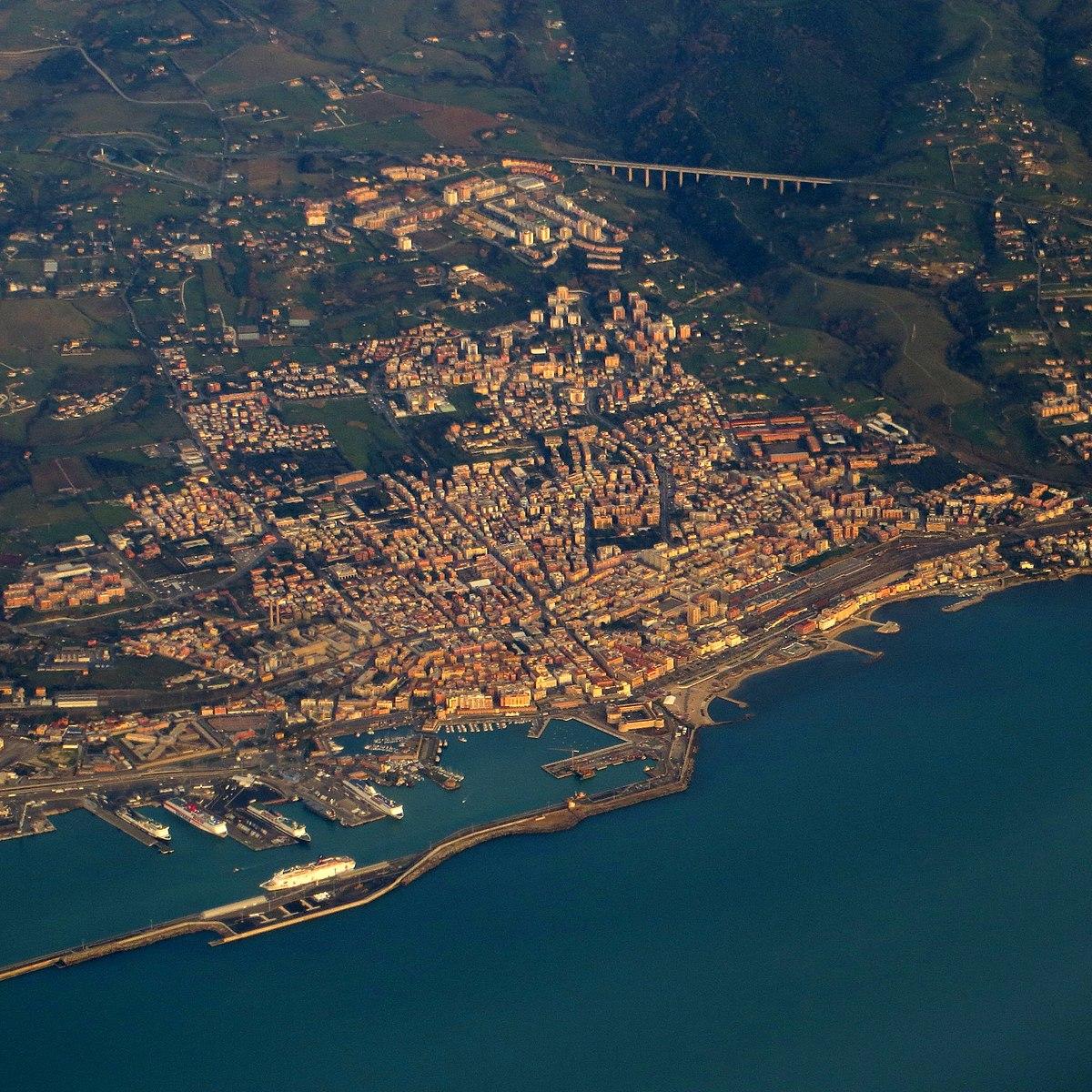 Civitavecchia wikip dia - Comment aller du port de civitavecchia a rome ...