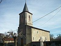 Clarac (Haute-Garonne) église Saint-Blaise.jpg