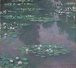 Claude Monet - Nymphéas (1905).jpg