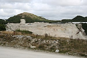 St Stephen-in-Brannel - A clay pit at Trethosa