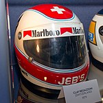 Clay Regazzoni helmet 2017 Williams Conference Centre.jpg