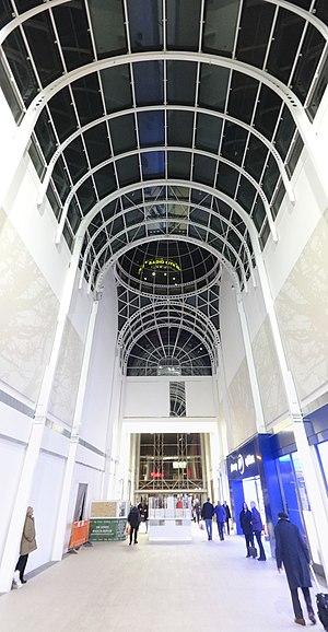Clayton Square Shopping Centre - Image: Clayton Square 12 Nov 2014