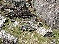 Cleaved Rocks - geograph.org.uk - 244833.jpg