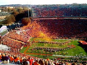 Memorial Stadium (Clemson) - Clemson University's Memorial Stadium