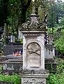 Cmentarz Łyczakowski we Lwowie - Lychakiv Cemetery in Lviv - Tomb of rev. Puszet - panoramio.jpg