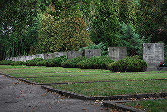 Wola - Warsaw Insurgents Cemetery