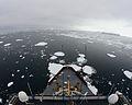 Coast Guard Cutter Polar Star navigates to beset fishing vessel 150213-G-JL323-067.jpg