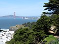 Coastal Trail and Golden Gate Bridge, April 2019.JPG