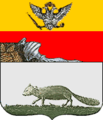 Coat of Arms of Bobrov (Voronezh oblast) 1781.png