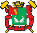 Coat of Arms of Kovrov (Vladimir oblast).png