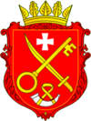 Coat of arms of Radiviļivas rajons