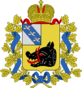 Coat of Arms of Rylsk rayon (Kursk oblast).png