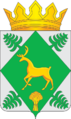 Coat of arms of Imeni Lazo district (Khabarovsk Krai).png