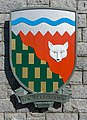 Coats of arms of Northwest Territories, Confederation Garden Court, Victoria, British Columbia, Canada 25.jpg