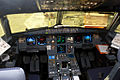 Cockpit of Airbus A320-211 Air France (F-GFKH).jpg