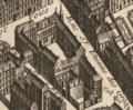 Collège de Montaigu sur plan Turgot de 1739.png