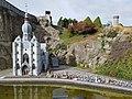 Collégiale Notre-Dame de Dinant at Mini Europe 01.jpg