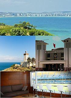 Tangier City in Tanger-Tetouan-Al Hoceima, Morocco