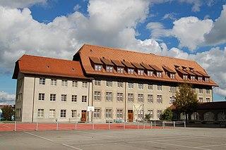 Collège Saint-Michel school building