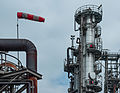Cologne Germany Windsock-in-a-petrochemical-plant-01.jpg