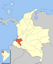 Colombia Cauca loc map.svg