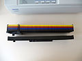 Colour and black ribbons for Epson LX-300 dot matrix printer.jpg