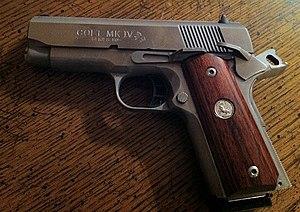 Colt Officer's ACP - Wikipedia