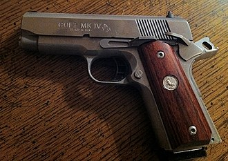 Colt Officer's ACP - Stainless Colt Officer's ACP
