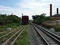 Comboio parado sentido Boa Vista na Variante Boa Vista-Guiaianã km 218 em Indaiatuba - panoramio.jpg