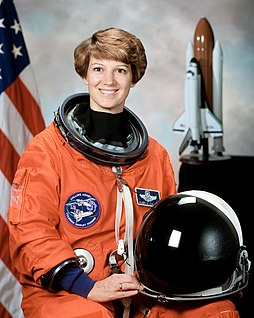 Eileen Collins Astronaut and United States Air Force pilot