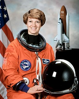 Eileen Collins American astronaut and United States Air Force pilot