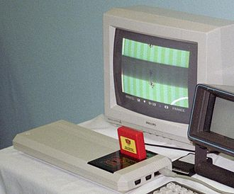 Commodore 64 Games System - Image: Commodore 64GS