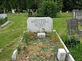 Commonwealth War Grave in Jarrow Cemetery (WW2-51) - geograph.org.uk - 1605497.jpg