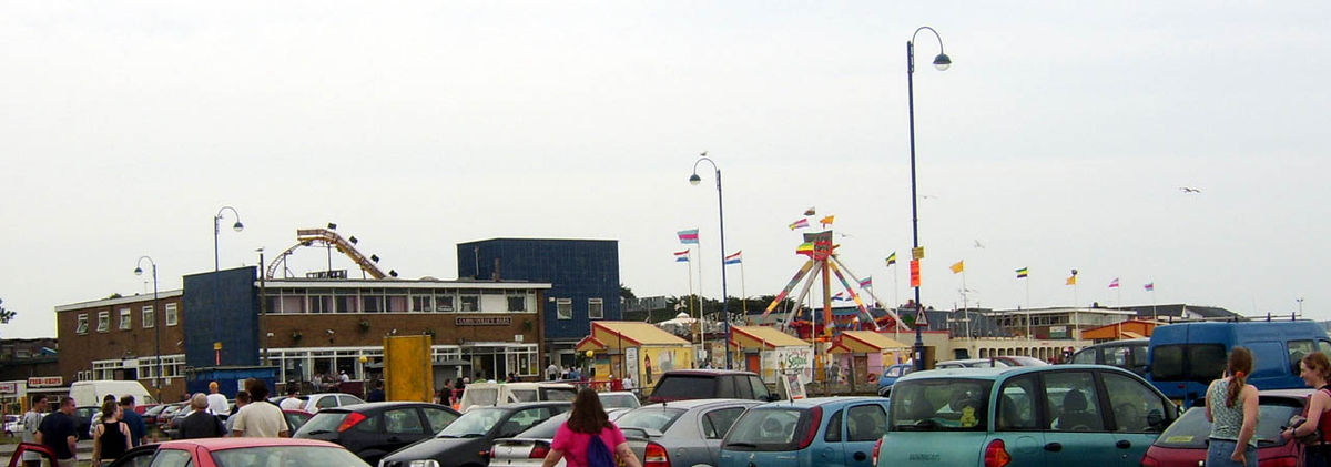 Porthcawl Coney Beach Pleasure Park