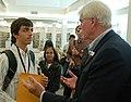 Congressman Miller visits Pittsburg High School (6265981101).jpg