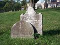 Conner (James), St. Clair Cemetery, 2015-10-06, 01.jpg