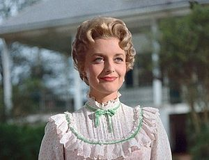 Constance Towers - Towers in The Horse Soldiers (1959).