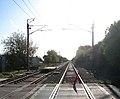 Construction work on the railway line - geograph.org.uk - 1572390.jpg