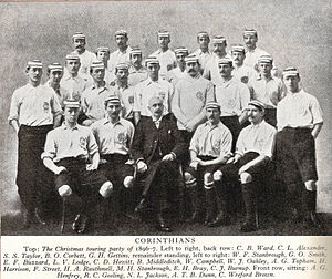 London Football Association - Corinthians 1896-7