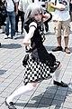 Cosplayer of Nyaruko from Nyaruko-Crawling-with-Love at Comic Market 82 20120810 1.jpg